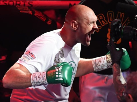 Eddie Hearn reacts to Tyson Fury glove tampering conspiracy theory in win over Deontay Wilder