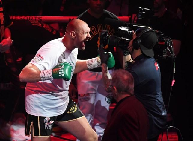 Tyson Fury beats Deontay Wilder