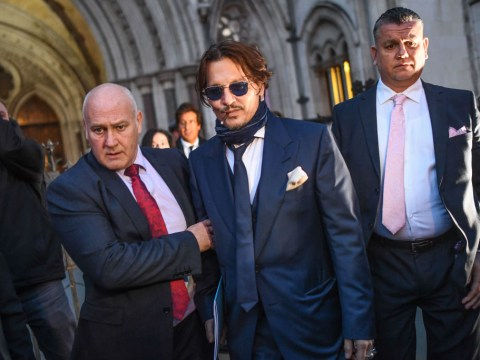 Row over how Johnny Depp lost fingertip at centre of libel battle