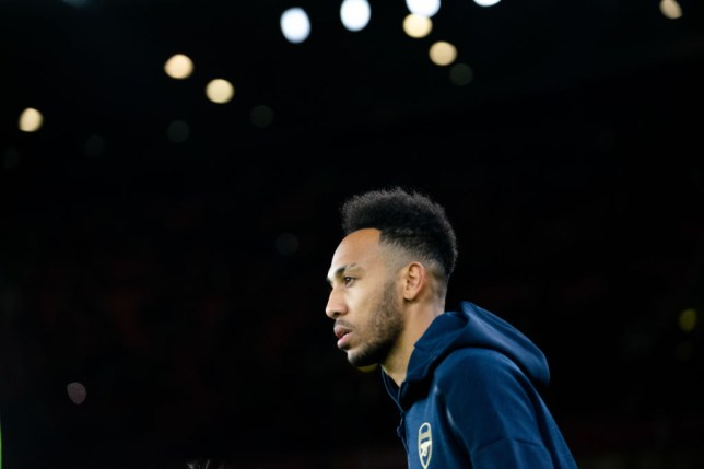 Barcelona believe they can sign Pierre-Emerick Aubameyang from Arsenal