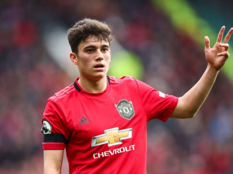 Daniel James names Man Utd's most technically gifted player