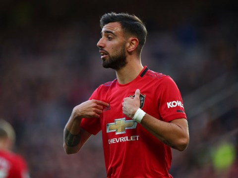 Diogo Dalot predicts Bruno Fernandes will become a Manchester United 'legend'