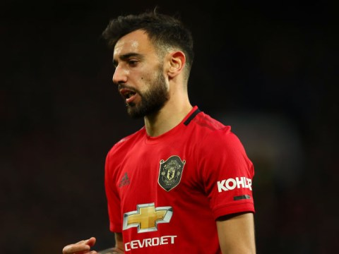 Bruno Fernandes pleased to receive praise from Manchester United legends Gary Neville and Roy Keane