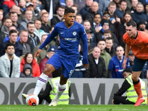 Chelsea agree new long-term contract with 18-year-old sensation Tino Anjorin