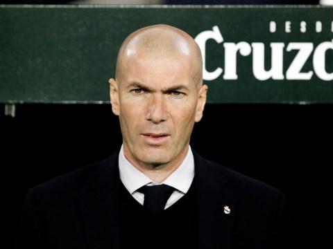 Zinedine Zidane informs Pierre-Emerick Aubameyang of Real Madrid's summer transfer plans
