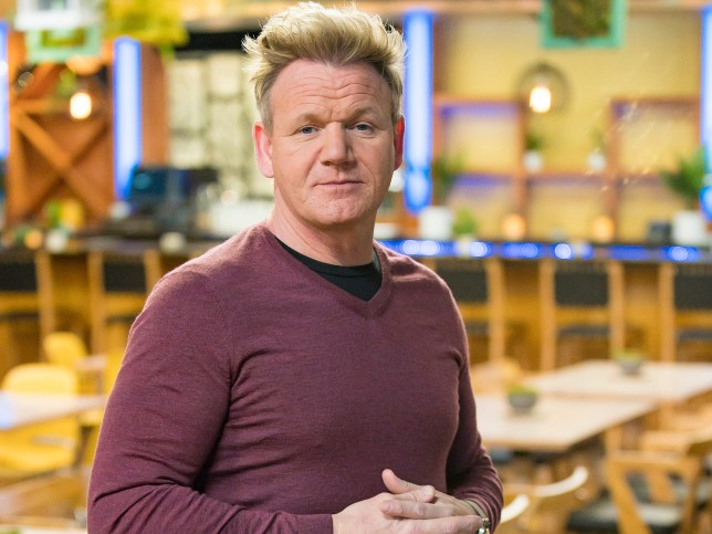 GORDON RAMSAYS 24 HOURS TO HELL AND BACK: Gordon Ramsay in the special 2-hour Bear's Den Pizza
