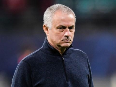 Tottenham boss Jose Mourinho hijacks Manchester United's transfer move for Diego Godin