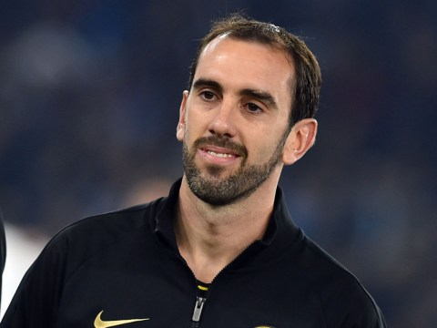 Manchester United eye transfer for out-of-favour Diego Godin