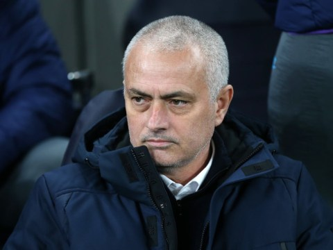 Tottenham manager Jose Mourinho reacts to 'unfair' Wolves defeat