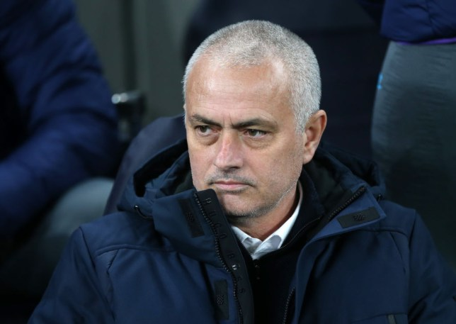 Jose Mourinho has reacted to Tottenham's defeat to Wolves
