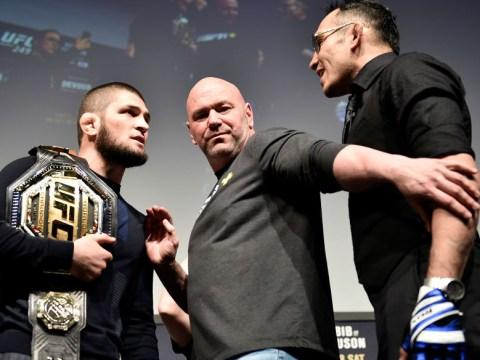Tony Ferguson blasts 'scared' Khabib Nurmagomedov as UFC 249 main event is scrapped