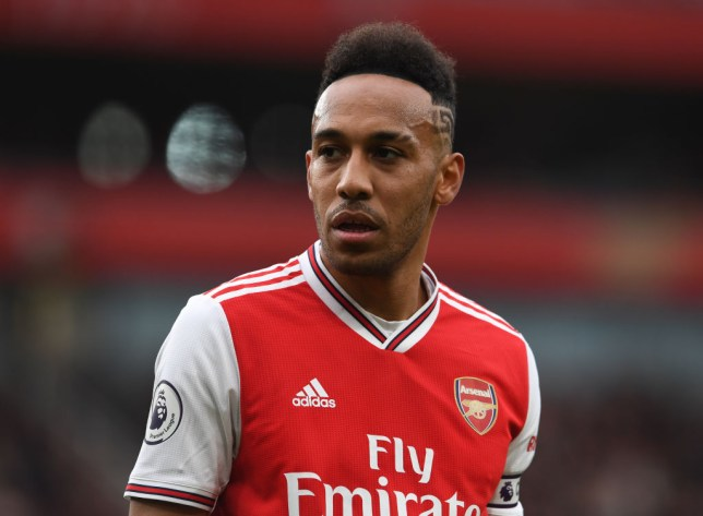 Man Utd have expressed interest in signing Pierre-Emerick Aubameyang from Arsenal