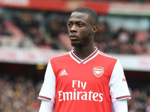 Former Arsenal player tells Mikel Arteta how to get the best out of Nicolas Pepe