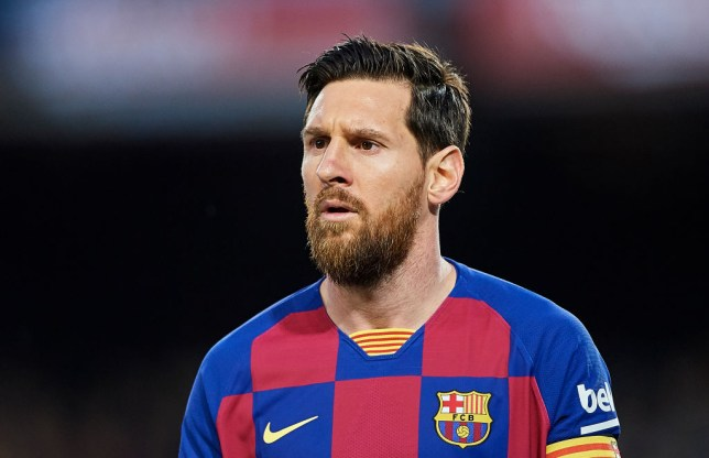 Lionel Messi is keen to remain at Barcelona