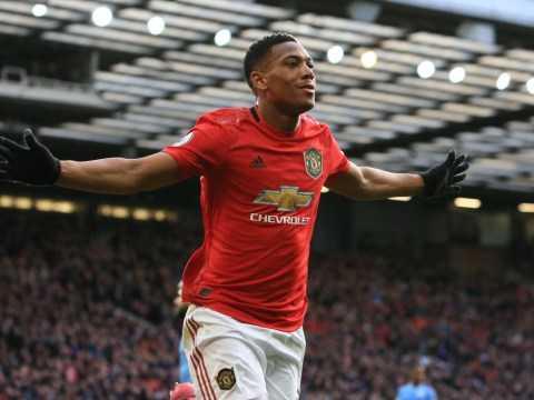 Why Anthony Martial will miss Man Utd's Europa League game against LASK