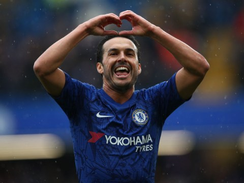 Pedro insists Chelsea contract talks 'not important' amid coronavirus pandemic