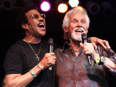 Lionel Richie shares emotional tribute to Kenny Rogers as singer dies aged 81: 'I lost one of my closest friends'