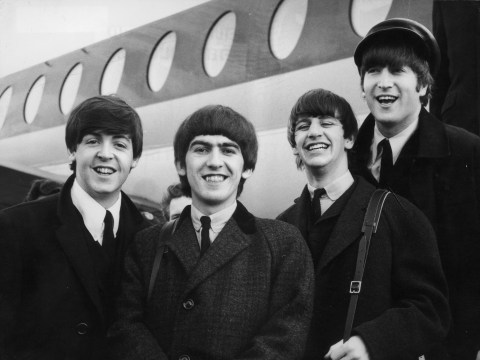 The Beatles' original handwritten Hey Jude lyrics sold for $910,000 at auction