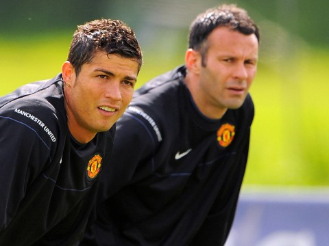Ryan Giggs names the ONE Man Utd team-mate that was better than Cristiano Ronaldo