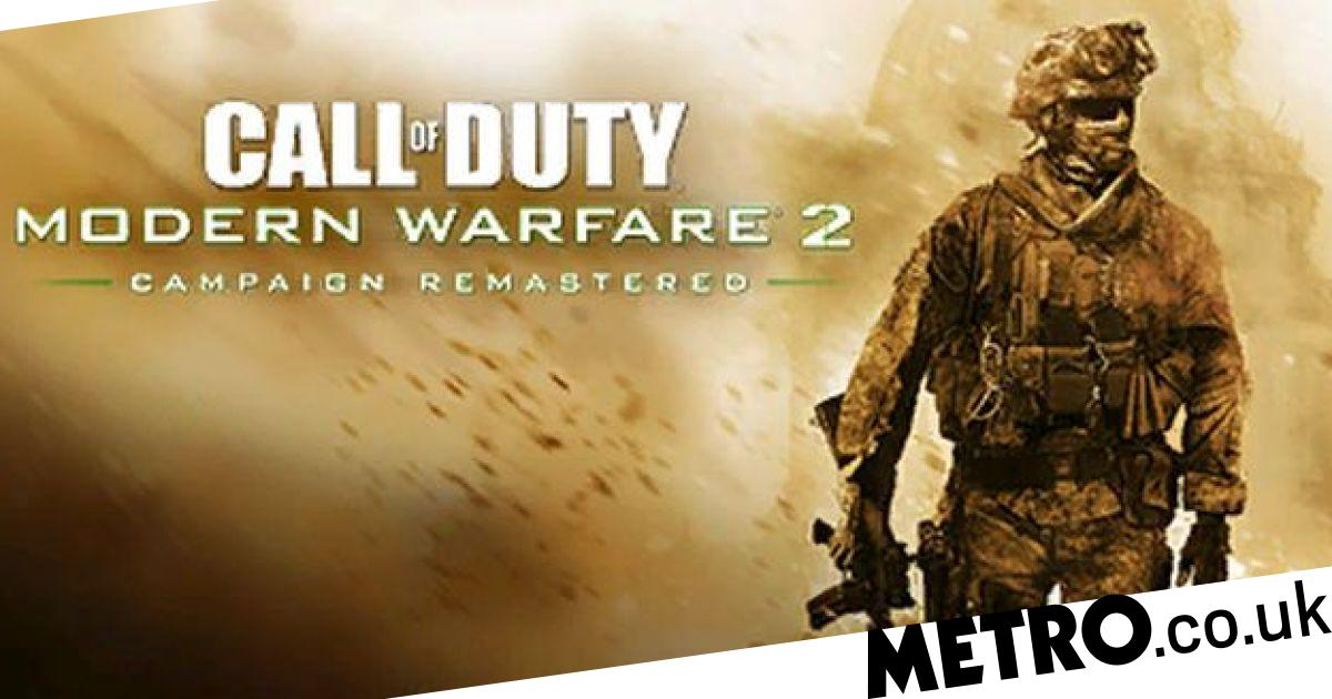 Modern Warfare 2 Campaign Remastered out in April suggest leaked ads