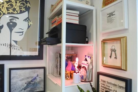 interiors of jen kaarlo's desk space