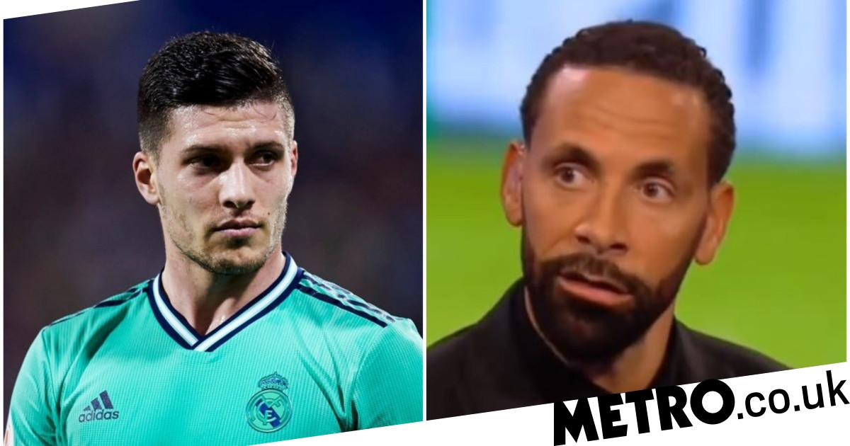 Rio Ferdinand reveals why Arsenal should not sign Luka Jovic