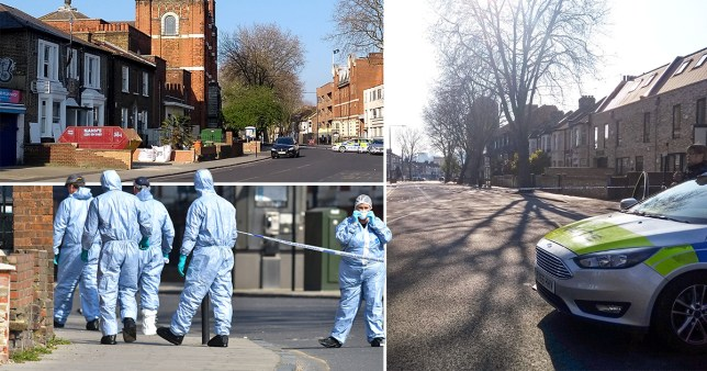 Murder probe after woman found dead in church grounds