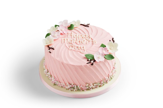 Mothers Day Cake Hummingbird Bakery