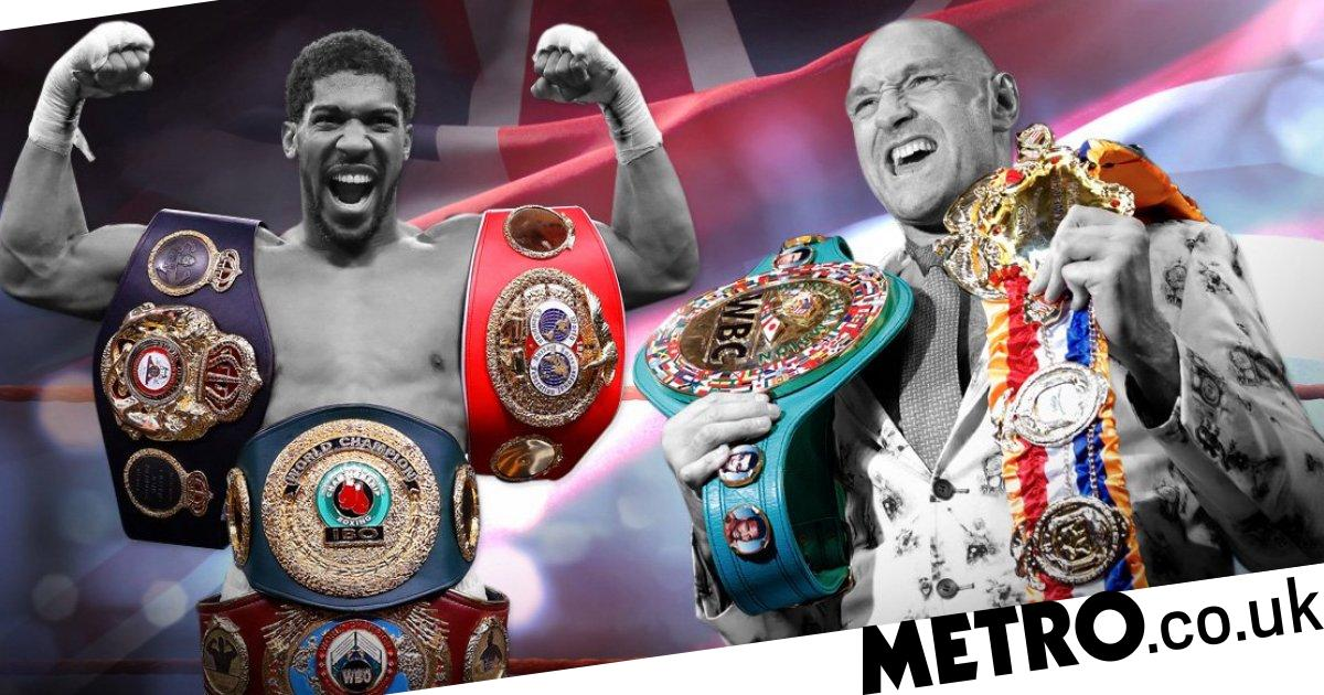 Tyson Fury team plots Anthony Joshua showdown instead of Deontay Wilder fight
