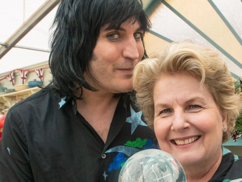 Noel Fielding 'offered £150k pay rise' to stay on Great British Bake Off after Sandi Toksvig exit