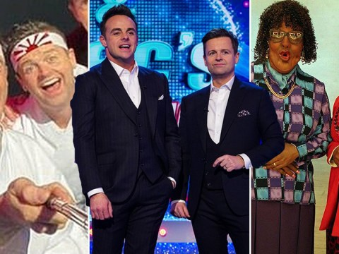 Ant and Dec's many controversies from blackface to use of the offensive Rising Sun flag