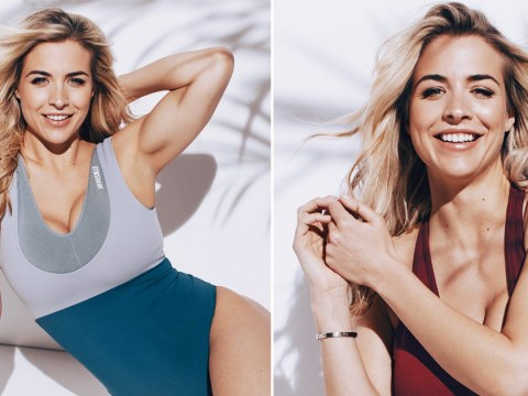 Gemma Atkinson's painful C-section 'floored' her as she opens up on changed body