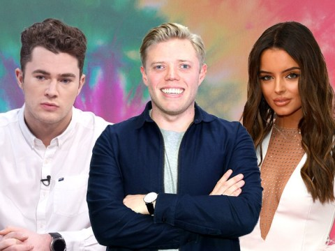 Celebs Go Dating's Rob Beckett predicted Curtis and Maura split moments before news broke