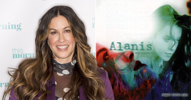 Alanis Morissette didn't want Ironic on Jagged Little Pill