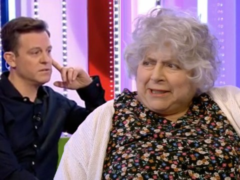 Miriam Margolyes abruptly calls out Matt Baker and Alex Jones over obesity: 'It's embarrassing!'