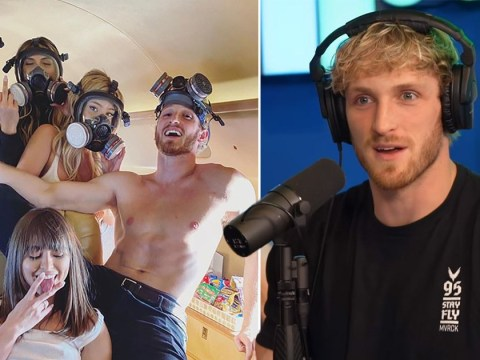 Logan Paul is really not bothered about coronavirus after shock joke