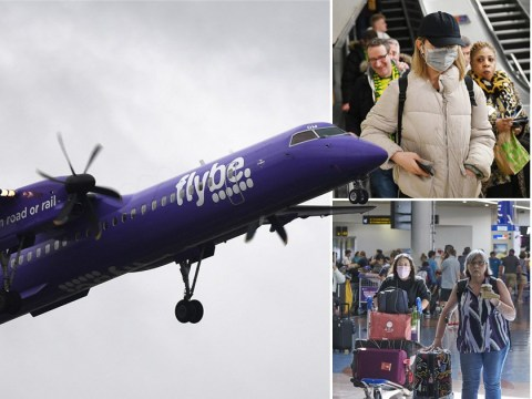 Flybe 'could collapse in hours' as coronavirus spread hits sales