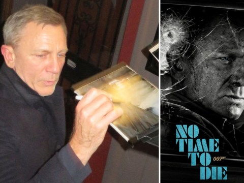 Daniel Craig stops to meet fans after James Bond movie No Time To Die is delayed over coronavirus