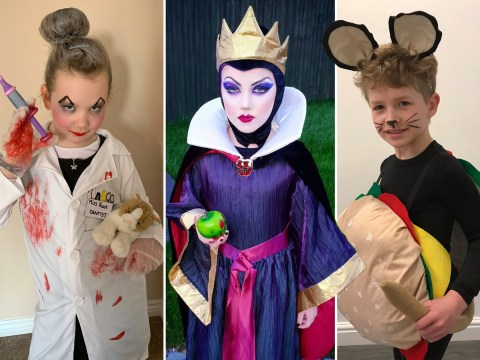 The best World Book Day costumes we've seen so far