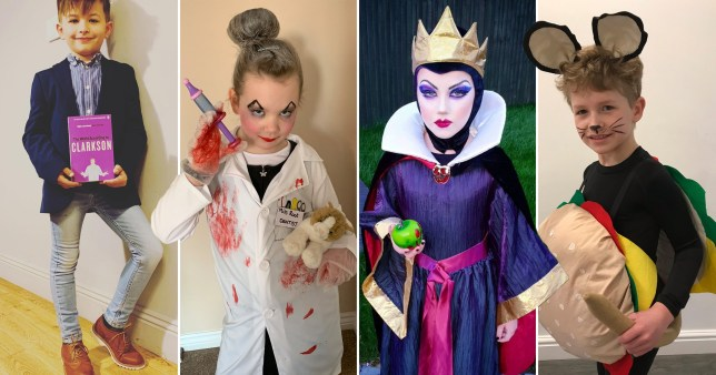 best character costumes the best world book day costumes we've seen so far | metro news