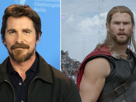 Christian Bale to go head to head with Chris Hemsworth as the villain in Thor: Love and Thunder