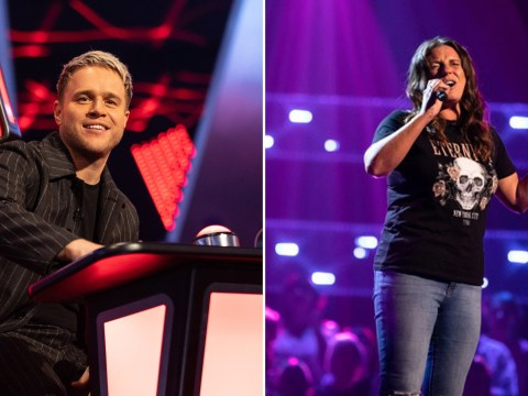 Olly Murs' childhood friend reveals late nan predicted The Voice audition in axed clip