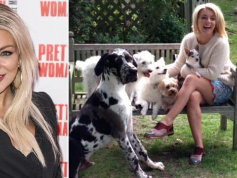 Sheridan Smith to hunt down UK's top dog stylist in new show Pooch Perfect and we're already sold