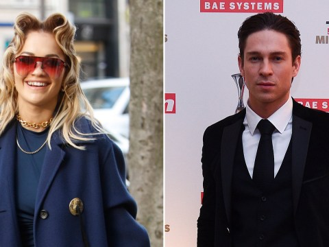 Joey Essex parties into the morning with Rita Ora at her home after epic night out