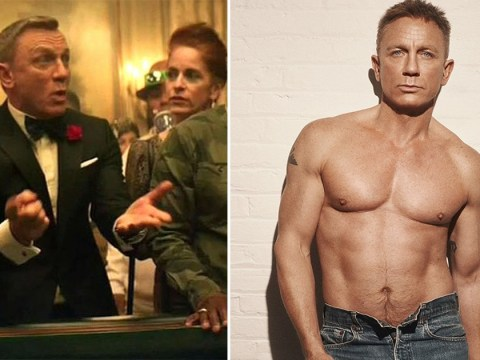 Daniel Craig felt 'really physically low' before agreeing to last Bond movie No Time To Die