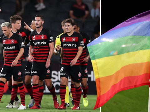 Football club forced to apologise over 'heterosexuals only' date night