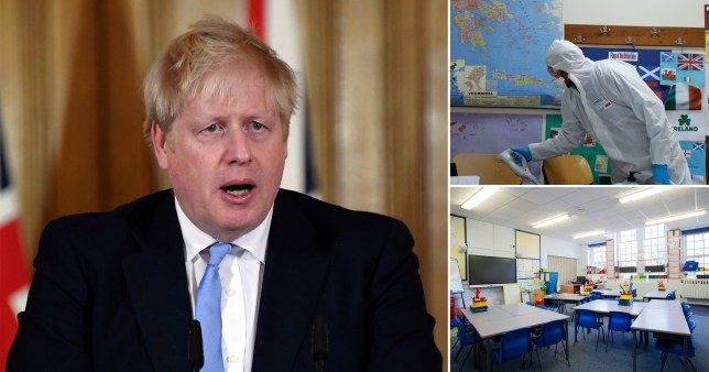 Boris Johnson has been criticised for moving 'too slowly' to stop the spread of coronavirus