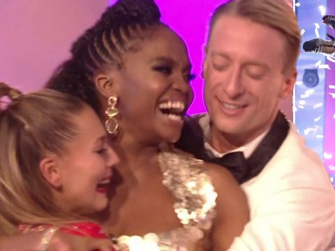 The Greatest Dancer winners Michael and Jowita reveal Oti Mabuse is a hard taskmaster but 'friend for life'