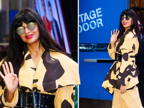 Jameela Jamil waves off her haters as she claps back at trolls joking she'll get coronavirus