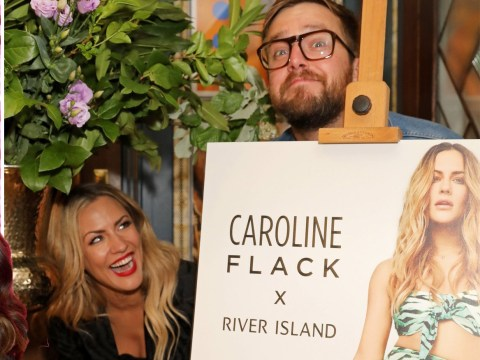 Iain Stirling says Caroline Flack would have 'hated' missing funeral as Love Island star is laid to rest